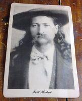 Wild Bill Hickok Lawman Gunfighter Gambler Old West S Dakota Photo Photograph