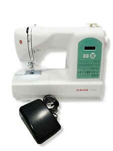 SINGER Starlet 6660 Computerised Sewing Machine - Electric Automatic Easy To Use
