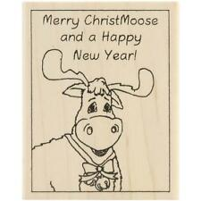 INKY ANTICS RUBBER STAMPS MERRY CHRISTMOUSE STAMP