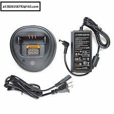 Rapid Ni-Mh Charger for Motorola Cp150 Cp160 Cp040 Pr400 Cp200 Two Way Radio