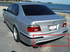 1997-2003 BMW E39 MTECH PLASTIC REAR BUMPER LOWER DUAL DIFFUSER SEDAN WAGON