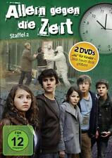 DVD  -  Allein gegen die Zeit - Staffel 2       (2 DVDs)
