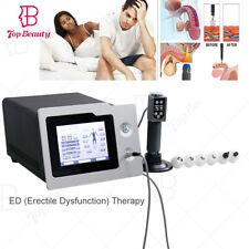 Extracorporeal Shock Wave Physical Therapy Equipment Eswt Device ED Therapy