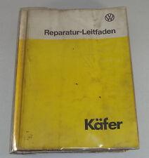 Werkstatthandbuch VW Käfer + Cabrio 1200 + 1303 ab 08/1974 Stand 1975