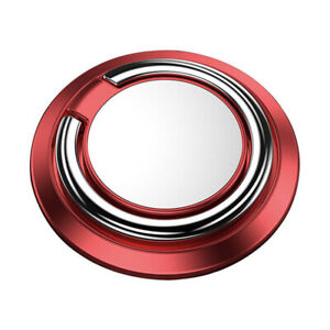 Magnetic Phone Holder Mount 360°Finger Ring Bracket Stand For Cell Phone Tablet