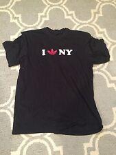 """Adidas - I Love """"Trefoil"""" NY T-shirt. Size XL. VERY RARE!!!"""