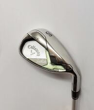 Ladies Callaway Solaire Sand Wedge W Flex Graphite Shaft Callaway Grip