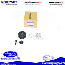 ERR6949 Land Rover Discovery 2 Td5 Ancillary Drive Belt Idler Pulley & Bracket