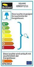 Brilliant Lampen mit Energieeffizienzklasse D