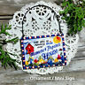 MEMERE PEPERE S HOUSE * Gift Everyday Decoration Decor Mini Sign Wood Ornament