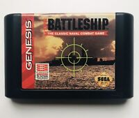 Super Battleship (1993 SEGA Genesis Strategy Simulation Video Game)