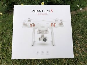 DJI Phantom 3 Standard Camera Drone - Excellent Condition