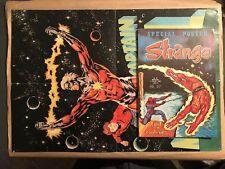 STRANGE - T74 : février 1976 (poster détaché)