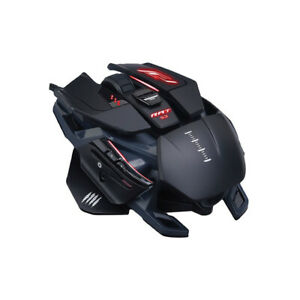 Verbatim Mr03Dcambl00 Mad Catz Authentic R.A.T. Pro S3 Optical Gaming Mouse