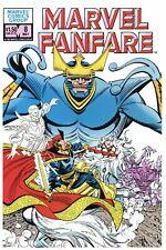 Marvel Fanfare #8 NM/MT