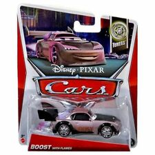 CARS - BOOST  with FLAMES- Mattel Disney Pixar