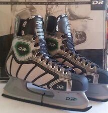 NEW DR Ice Hockey Skate SONIC 400 Size 8 USA, 7 UK, 41 EURO SENIOR