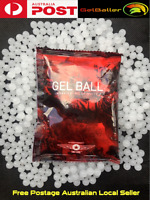 7 - 8mm STD Gel Ball Ammo HARDENED Crystal Water Bead Gel Toy Blaster