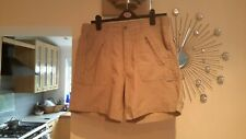 Men's shorts, 34 inch , beige, Zipped pockets, Regatta