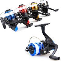 Fishing Tool Runde Mini Micro Kleines Rad Spinning Fishing Reel with Line