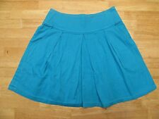 Guess Jeans Turquoise Pleated Pockets  Blue Mini Skirt Sz 26