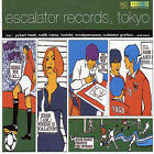 Escalator Records, Tokyo by Various Artists (CD, Mar-2000, Bungalow) *Very Good*