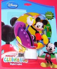 New Nightlight Disney Mickey Mouse Clubhouse Night Light #2