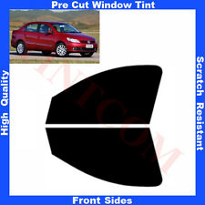 Pre Cut Window Tint VW Voyage 4 Doors Saloon 2009-2012 Front Sides Any Shade