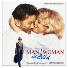 Man Woman & Child - Complete Score - Limited 1200 - Georges Delerue