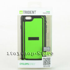Trident Cyclops Rugged Hard Shell Snap Case Cover For iPhone 6 iPhone 6s (Green)