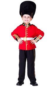 Deluxe Royal Guard Costume Fancy Dress Costume Set