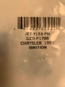 Pack of 5 Uncut Ignition/Door Key Y153-P Fits Chrysler Dodge Plymouth