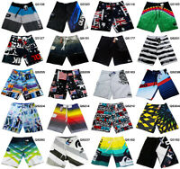 NWT Mens Beach Surf Boardshorts Quick Dry Swim Trunks Surfing Shorts Swimwear