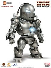 Kids Logic Iron Monger, Iron Man Kids Nations DX03 Earphone Plug Mini Figure