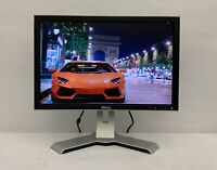 """Dell UltraSharp 2009Wt 20"""" Widescreen LCD Monitor 1680 x 1050 (w Stand & Cables)"""