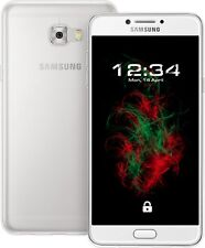 Funda para Samsung Galaxy C5 Pro (Transparente) PROTECTORA tpu-t-crystal