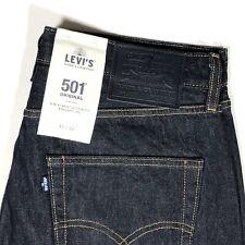 Levis 501 Made Crafted Selvedge Denim Jeans Men MSRP $148