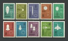 Poland 1963 Conquest of Space (Satellites) Stamps - MNH
