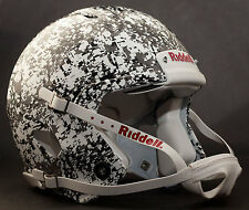 Riddell Revolution SPEED Classic Football Helmet HYDROFX/HYDROGRAPHIC SNOW CAMO
