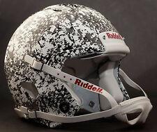 Riddell Revolution SPEED Classic Football Helmet HYDROFX/HYDROGRAPHIC SNOW CAMO