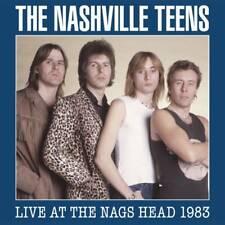The Nashville Teens(CD/DVD Album)Live At The Nags Head 1983-Secret-SECD-New