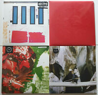"""MINIMAL TECHNO, ABSTRACT, ALT HIP HOP 12""""/LP VINYL COLLECTION RECORDS SEALED LOT"""