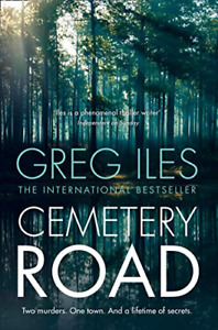 Cemetery Road, Iles, Greg, Good Condition Book, ISBN 0008270120