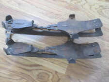 New listing Antique Vintage Barney and Berry Ice Skate Blades w/ Metal Tag adjustable 1881