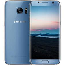 Samsung Galaxy S7 Edge Duos 64 Go SM-G9350 Dual SIM Débloqué Bleu Smartphone
