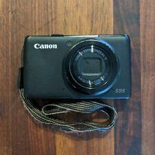 Canon PowerShot S95 10 MP Digital Camera with 3.8x Wide Angle 3.0-Inch LCD