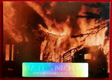 BATES MOTEL (Season Two) - TORCHED - FOIL PARALLEL Card #33 - Breygent 2016