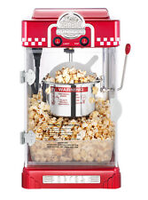 220V Commercial & Household Popcorn Machine 300W Stainless Steel Pot