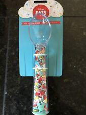 New Disney Store Disney Eats Ice Cream Scoop - Mickey Icons & Sprinkles