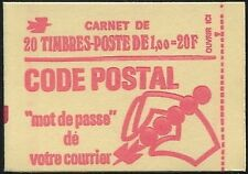 France Carnet Moderne N°1892-C3a Confectionneuse N°6 NEUF**LUXE